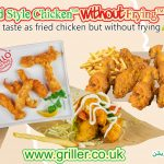 GRILLO® Fried Style Chicken TM